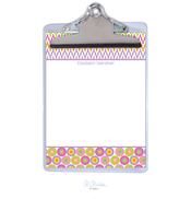 Product Image For Funky Personalized Clipboard