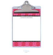 Product Image For Glam Personalized Clipboard