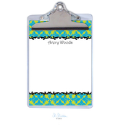 Product Image For Smitten Personalized Clipboard