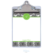 Product Image For Blossom Personalized Clipboard