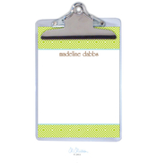 Product Image For Holiday Personalized Clipboard