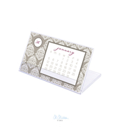 Product Image For Vintage Desk Calendar