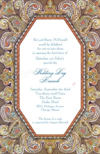 Product Image For Indian Jewel Invitation