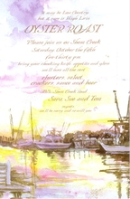 Product Image For Shem Sunset Invitation