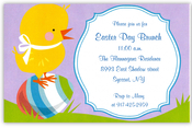 Product Image For Egg Hunt Invitation