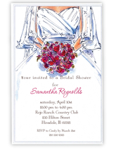 Product Image For Fine Bride Invitation