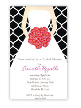 Product Image For Mod Bride Invitation