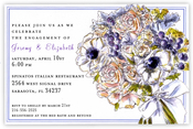 Product Image For Lush Bouquet Invitation