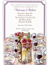 Product Image For Wine & Dine Invitation