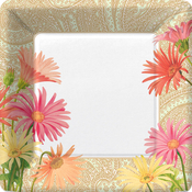 Product Image For Daisies Elegance Dinner Plate