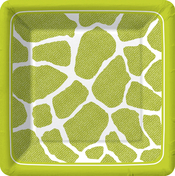 Product Image For Savanna Lime Green Dessert Plate