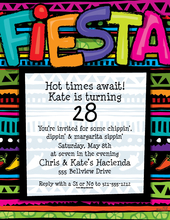 Product Image For Fiesta Frenzy Laser Paper