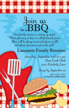 Product Image For BBQ Party Invitation