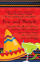 Product Image For Fiesta Fun Invitation