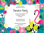 Product Image For Summer Punch Invitation