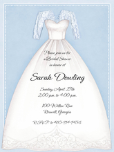 Product Image For Middleton Dress Invitation