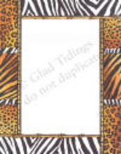 Product Image For Animal Pelts Paper