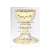 Product Image For Communion Cup W/ Vellum