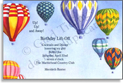 Product Image For Hot Air Balloons