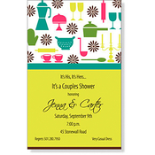 Product Image For Domestic Delight Invitation