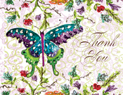 Product Image For Butterfly NoteCard