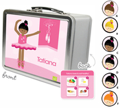 Product Image For Ballerina Studio Lunchbox