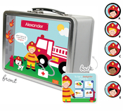 Product Image For Firefighter Lunchbox