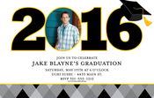 Product Image For Fun Argyle Grad Grey Digital Photocard