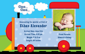 Product Image For Choo Choo Digital Photocard