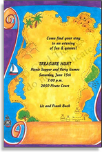 Product Image For Treasure Map