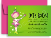 Product Image For Olivias Opening Act Invitation