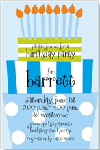 Product Image For Funday Boy Invitation