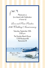 Product Image For Beachside Boat invitation