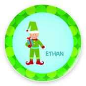 Product Image For Cute Elf (Boy-Blonde) Plate
