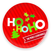 Product Image For Ho Ho Xmas Here Plate