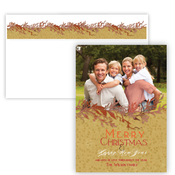 Product Image For Rustic Holiday Digital PhotoCard