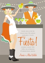 Product Image For Fiesta (Blonde) Invitation
