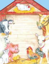 Product Image For Barnyard Paper