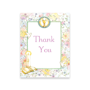 Product Image For Circular Chalice Note Card