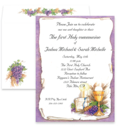Product Image For Chalice & Bible Invitation