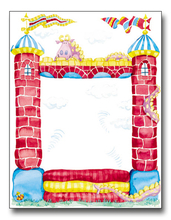 Product Image For Castle Bouncer Paper