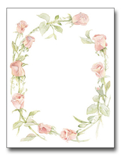 Product Image For Vase of Roses