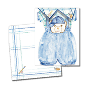 Product Image For Choo Choo Overalls
