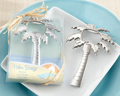 Product Image For Palm Breeze Chrome Palm Tree Bottle Opener