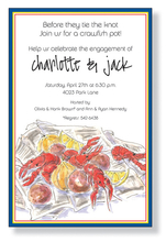 Product Image For Crawfish Bowl Invitation