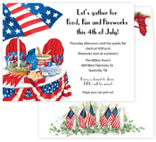 Product Image For 4th of July Table