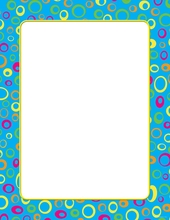 Product Image For Funky Rings Letterhead