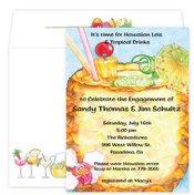 Product Image For Mai Tai Invitation