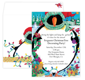 Product Image For Penguin Invitation