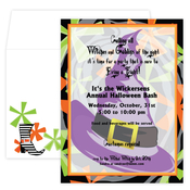 Product Image For Witchie Invitation